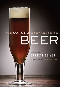 The first major reference work to investigate the history and vast scope of #beer.