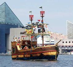 Website with 30 free things to do in Baltimore