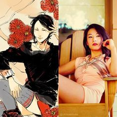 Wouldn't Arden Cho make a great Aline Penhallow for #shadowhunters ? | #TMI #TDA