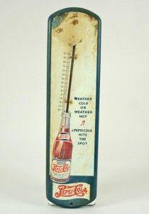 XEROX advertising thermometer