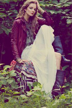 Ideas For Jewerly Model Poses Free People Gypsy Style, Bohemian Style, Boho Chic, Bohemian Summer, Bohemian Gypsy, Hippie Chic, Sarouel Pants, Boho Fashion, Fashion Beauty
