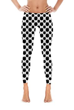 These all-over print leggings are obviously a must for any true Pogonophile. (It means beard lover)  You don't have to know what the word means to be one. You just really love beards. If you've ever broken up with a boy for shaving, these leggings are you.