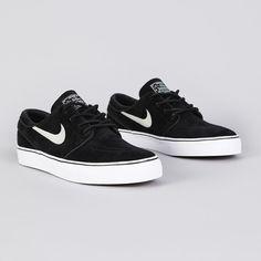 Nike SB Stefan Janoski Black / Black