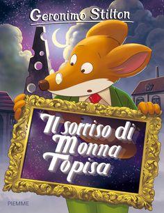 Chissà che cosa direbbe Monna Topisa, se potesse parlare! Topardo da Sguinci aveva nascosto sotto i colori del suo quadro degli indizi misteriosi... Che si tratti di un tesoro? Sarà una caccia al tesoro coi baffi! http://www.edizpiemme.it/libri/il-sorriso-di-monna-topisa