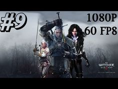 The Witcher 3 Gameplay Walkthrough Part 9 No Commentary - Vizima News, The Emperor, Yennefer & Gwent - YouTube