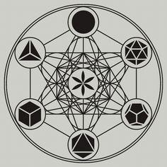metatrons cube   Tumblr
