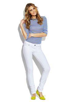 REUSE Skinny Jean