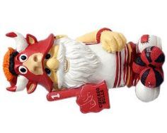"Chicago Bulls Garden Gnome - 11"" Thematic - Second String"