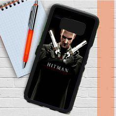 Hitman Agent 47 Samsung Galaxy S8 Plus Case Dewantary