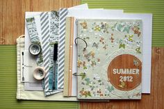 Project Summer album by Davinie Fiero of Studio Calico