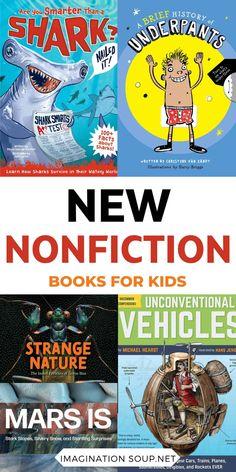Writing Lesson Plans, Writing Lessons, Writing Activities, Children's Books, New Books, Sensory Images, Nonfiction Books For Kids, Best Children Books, Informational Writing