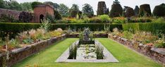 Packwood House in The New English Garden. Gardenista. Photo Andrew Lawson