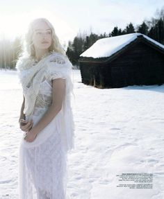 Amanda Norgaard by Sanchez & Mongiello in Winter Sonata | New York Times Style Winter 2010 (3)