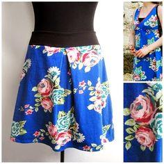 Rock Upcycling - skirt