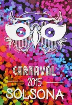 Cartell Carnaval de Solsona  2015 <3