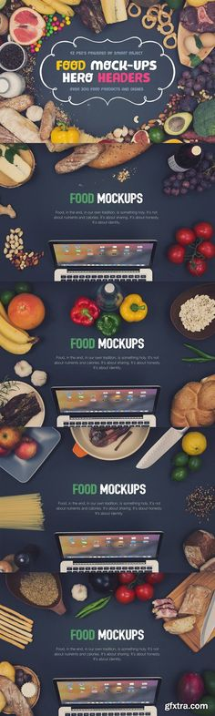 CM - Food Hero Headers Mock-up Set - 1 - 84521 12 PSD | LAYERED | CS4+ | 4666 x 3110 px | 300 DPI | RAR 360 MBhttp://bit.ly/1C7NBvi