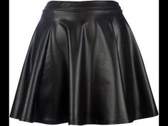 DIY:  How To Sew  Your Own Skater Skirt(SEWING)