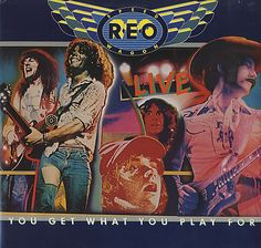 REO Speedwagon -157 Riverside Ave...Ridin the Storm Out...Lord they where good!!
