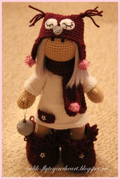 crochet dolls, crochet toy, crochet kids toy Have to try and find this site :)