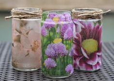 Upcycle // Cool Jars Series - Part II