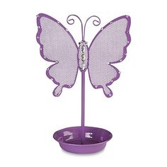 Kmart: Jeweled Butterfly Jewelry Tree Only $7.49 (Reg. $14.99)
