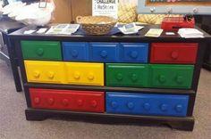 20+ Fabulous DIY Ideas and Tutorials to Transform an Old Dresser | www.FabArtDIY.com