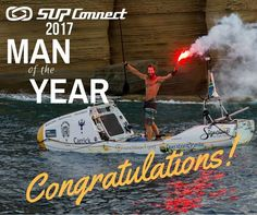 SUP Connect Man of the year 2017 Stand Up, Paddle, Connect, Congratulations, Around The Worlds, Movies, Movie Posters, Get Back Up, Films