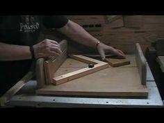 Travail du bois : Super options avancées sur le guide ( chariot ) de cou...