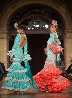 Lola Azahares We Love Flamenco - Foto: Anibal González Spanish Fashion, Spanish Style, Flamenco Dancers, Flamenco Dresses, Ballet, Dance Costumes, Dance Wear, Mermaid, Culture