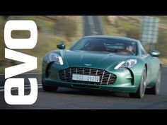 Aston Martin One-77 drive - evo Diaries world exclusive review   WATCH THIS AMAZING CLIP!!!!