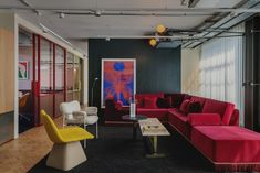 Daytrip completes eclectic offices for media company in Clerkenwell