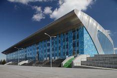 Galeria - Palácio de Esportes Aquáticos em Kazan / SPEECH Tchoban & Kuznetsov - 1