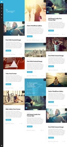 WP Theme Of the Day #228 – Mono – Minimal, Modern and Grid Based Blog