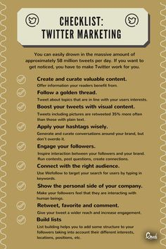 Here's a little cheat sheet for you. It will help you to brush up your ‪‎Twitter‬ ‪Marketing‬. Go for it!