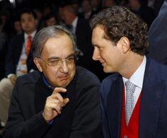 Marchionne: Ferrari luchará duro en 2015, agacharemos la cabeza y a trabajar. Nuestro objetivo es mantener la producción bajo demanda.