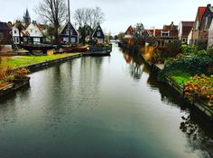 Edam village - Holland  Netherlands Travel