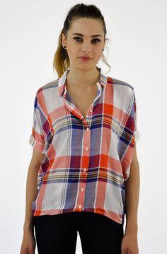 Sklep internetowy z markową odzieżą - Lee, Wrangler Texas, Plaid, Club, Womens Fashion, Shirts, Texas Travel, Women's Clothes, Shirt, Tartan