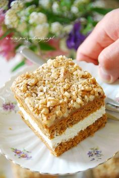 Ciasto Krówka | Słodkie Przepisy Kulinarne