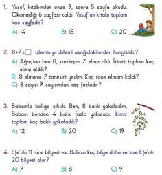 Math For Kids, Activities For Kids, Grade 1, Mathematics, Worksheets, Alphabet, Education, School, Silk