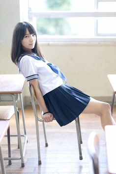 Pin by michael chen on school girl school girl japan, girls uniforms, cute Japanese School Uniform, School Uniform Girls, Girls Uniforms, School Girl Japan, Japan Girl, Beautiful Japanese Girl, Beautiful Asian Girls, Cute Asian Girls, Cute Girls