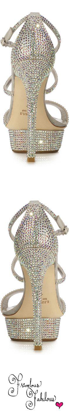 Frivolous Fabulous - Le Silla Burma Crystal Eclipse Sandal