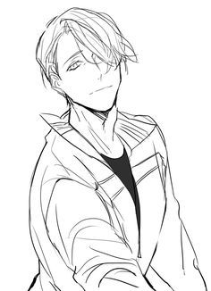 Love On Ice Victor X Reader Imagine Coloring Pages