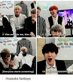 I love BTS and SHINee interactions