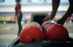 bowling...sports photography