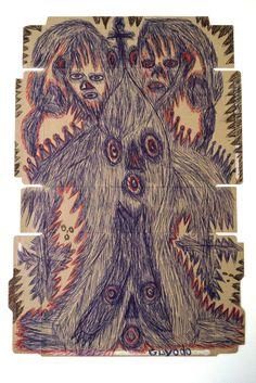 Des œuvres de Frantz Jacques Guyodo disponible à la galerie Polysemie !