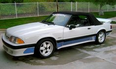 1991 Saleen Ford Mustang Convertible