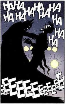 Batman and Joker sharing a laugh. The Killing Joke. Such an iconic moment. Joker Art, Batman Art, Marvel Dc Comics, Joker Pics, Joker Batman, Comic Books Art, Comic Art, Book Art, Gotham