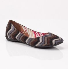 Women's Knitted Flats