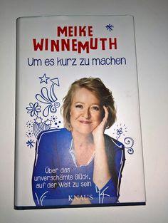 Lesen. Meike Winnemuth, immer wieder gern!