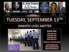 A Just Cause - Encore Presentation Show - Inmate's Lives Matter American System, Speak The Truth, Stand By Me, Prison, Presentation, Let It Be, Shit Happens, Reading, Words